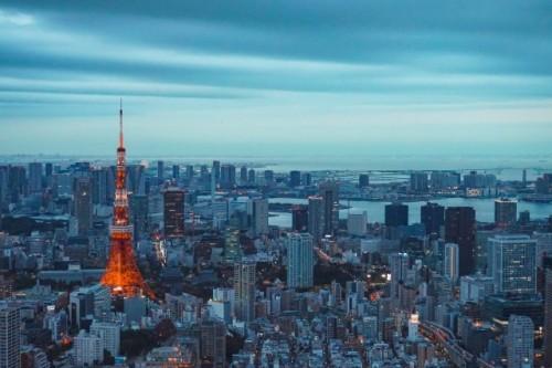 東京 収入アップ