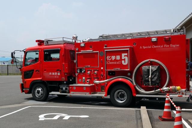 消防士が給料を上げる3つの方法